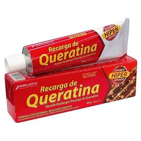 Recarga De Queratina Brasilera Hidratacion