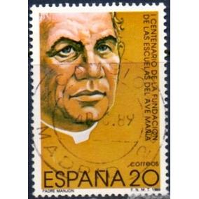 24624 - Espanha - Padre Manjon