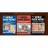 Super Mega Pack Catalogo Standard Of World Paper Money