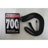 Câmara De Ar 700 X 18/23c Kenda Valv. Presta 60mm Bike Speed