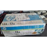 Cartucho De Impresoras Hp 12a