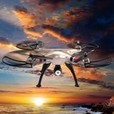 Syma X8hw 2.4g 4ch Wifi Fpv Girocompás Rc Quadcopter Drone