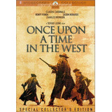 Dvd Once Upon Time The West Erase Una Vez Oeste Western