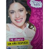 Violetta Mi Diario - Un Año Después - Disney