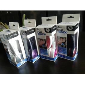 Auriculares Knup Vincha Diseño Mini 3.5mm