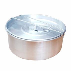 Bak Flan2222 Molde Para Flan Aluminio Postre Pastelería #22