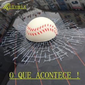 Adesivo Decorativo Vidro Carro Parede Quebrada 3d 640601a0d0847