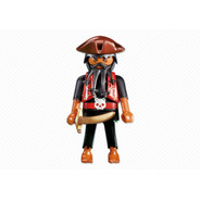 Playmobil 7380 - Capitão Pirata Ds Geobra