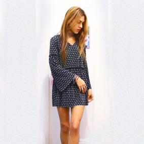 Disenos de vestidos cortos con manga larga