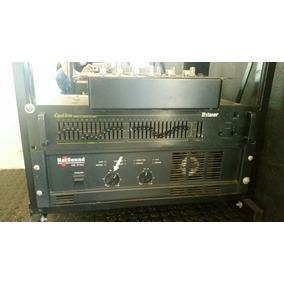 Potencia Hot Sound Hs 2.0 Sx