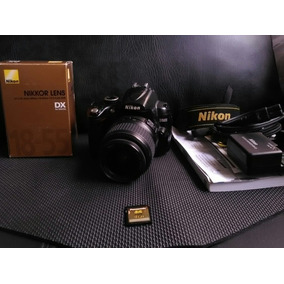 Camara Profesional Reflex Nikon D5000