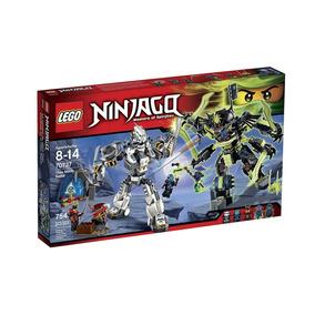 Lego Ninjago - Combate De Robôs Titã - 754 Peças