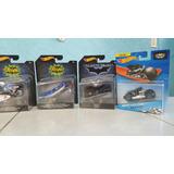 Coleccion De Batman Hotwheels Clasicos Autos Y Moto Lancha