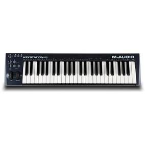 M-audio 49es Keystation Controlador / Entrega Inmediata