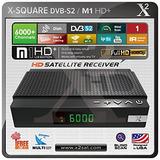 Receptor Satelital X2 Dvb-s2 Full Hd / Ip-tv / Wi-fi / Fta