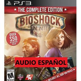 Bioshock Infinite Ultimate Ed Audio Español Ps3 Gamingtown