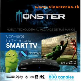 Megaplay Monster 4k Iptv 20mil Pelicula Distribuidores Quito