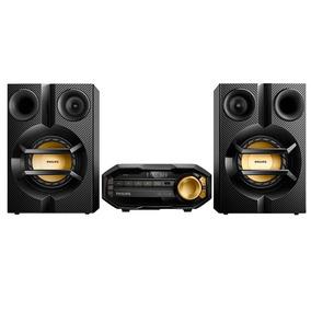 Mini System Hi-fi Fx10x/78, Mp3,max Sound,200w Rms - Philips