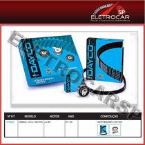 Kit Distribuição Tensor + Correia Gm Chevrolet Omega, S10, V