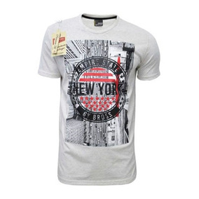 Remera Bross New York Empire State