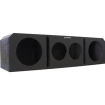 Caixa Dutada Hq P/ 2 Médios De 8 + 2 Cornetas Premier Audio