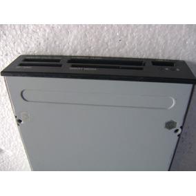 Leitor De Cartão Frontal C/usb Para Computator Ak-icr-01 A73