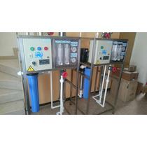 Osmosis Inversa 1 Membrana 4x40 Motor 1 Hp Para 200 Garrafon
