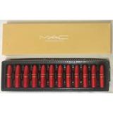 Mac Matte Lipstick Rouge A Levres 12 Pzas.presentacion Rojo