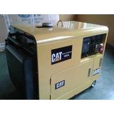 Planta Eléctrica Cat 10 Kva A Diesel Nueva Con Garantia