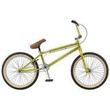 Bicicleta Gt Bmx Performer Gloss Lime Gold