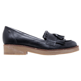 5fa8214854753 Mocasines Hush Puppies Color Negro de Mujer en Mercado Libre Argentina
