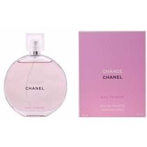 Perfume Chanel Chance Tendre 150 Ml Edt Original Lacrado!