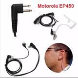 Fone De Ouvido Siliconado Motorola Ep450 E Outros