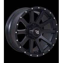 Rines 18 6/139 Aluminio Dodge Ford Camioneta Chevrolet