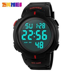 Relógio Esportivo Skmei Digital Led - Prova D