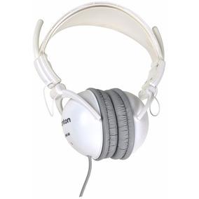 Fone De Ouvido Dj Profissional Stanton Pro 60w Headphone **
