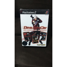 Playstation 2 - Devil May Cry 5th Anniversary Collection..