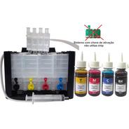 Bulk Ink Xp241 Xp231 Xp431 Xp441+chave Ativação+tinta Corant