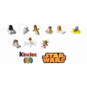 Coleção Star Wars Kinder Ovo