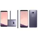 Samsung S8 64gb Nacional Nota Fiscal Garantia 1 Ano Original