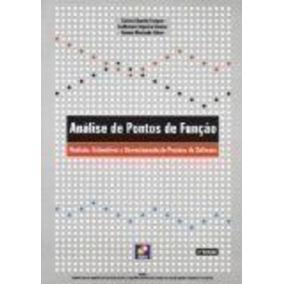 Livro Análise De Pontos De Função Carlos Eduardo Vazquez