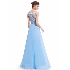 Delicado Vestido De Quince-fiesta- Egreso Talle S (mod.16)