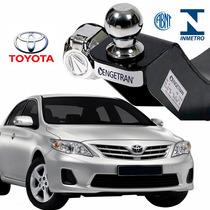 Engate Engetran Homologado Inmetro Toyota Corolla Xrs 09 14