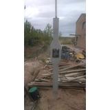 Pilares De Luz Premoldeados Aprobado Por Calf Epen Y Edersa