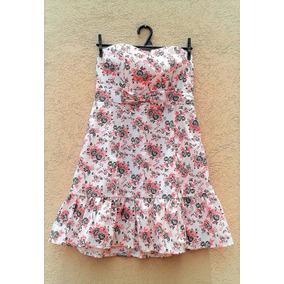 Vestido Feminino Curto Floral Tam P - Oferta!!!