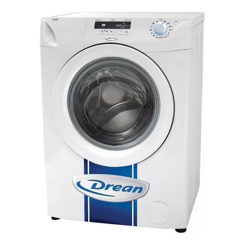 Lavarropas automático Drean Next 6.09 ECO blanco 6kg 220V