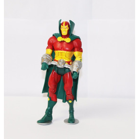 Mr Miracle Action Figure Dcu Wave 6