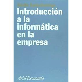 Introducción A La Informática En La Empresa(libro )