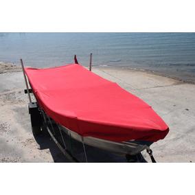 Capa Para Barco De Alumínio Até 6mts Com Boca At