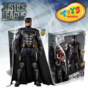 Boneco Collect Batman Tático Dc Liga Da Justiça Mimo 45cm